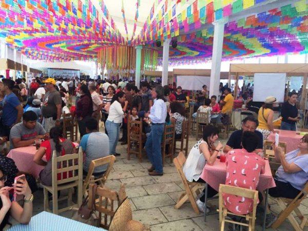 Semana de los antojos en Oaxaca