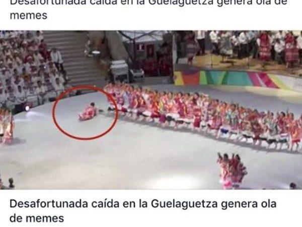 Como nunca antes caída de integrante de Flor de piña causa polémica en redes