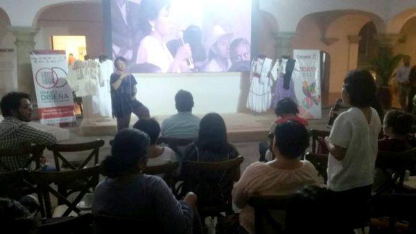 Necesario apostar por la cocreación entre artesanos y diseñadores: Secretaria de Cultura