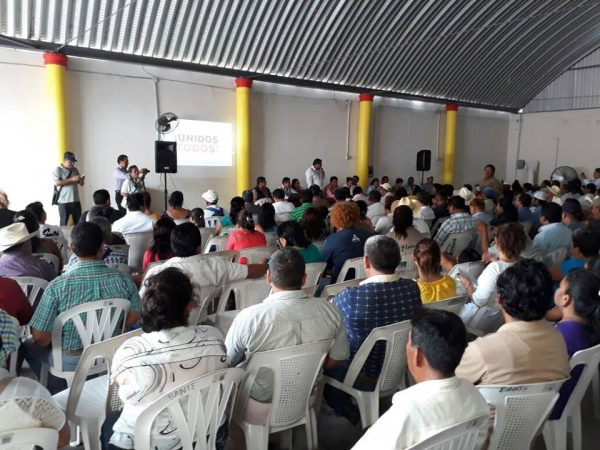 Fortalece MORENA  estrategias Políticas para consolidar proyectos en el 2018