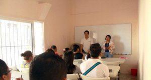 Con becas para cursos, Gobierno de Tuxtepec incentiva a jóvenes tuxtepecanos