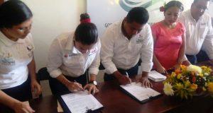 Ayuntamiento Firma Convenio con SMO en beneficio de mujeres tuxtepecanas
