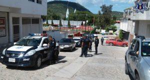 Continúa Ope   rativo Interestatal Oaxaca-Puebla: SSPO