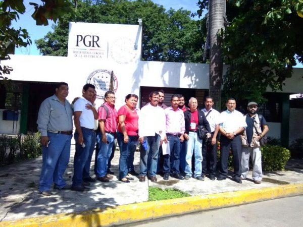 Respaldan periodistas de Tuxtepec a periódico Impacto Publicitario