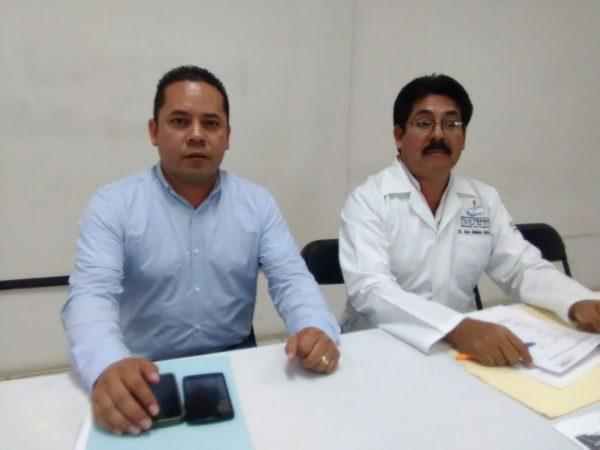 Reporta JS3  casos de dengue y  zika en la Cuenca
