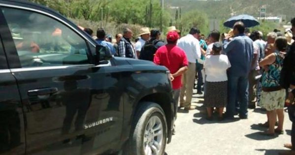 Pobladores prohíben a EPN grabar un spot en Puebla