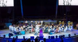 Con magno concierto, celebra CECAM 40 años de trayectoria musical