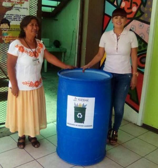 Cuidado del medio ambiente, responsabilidad de todos: Anilú Delfín Rodríguez