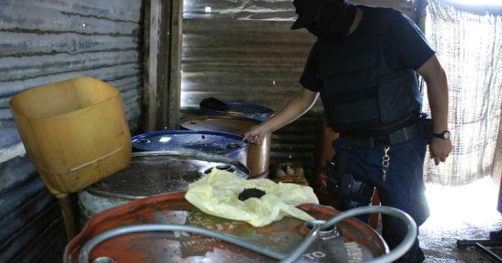 Enfrentamiento con 'huachicoleros' en Puebla deja cinco muertos