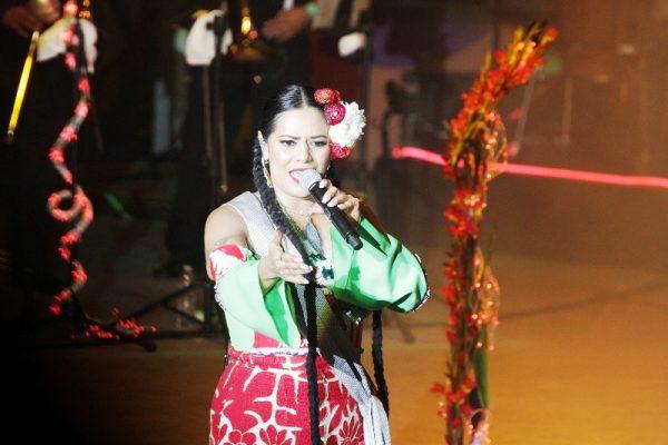 Con magno concierto de Lila Downs, concluye festividades  de la Guelaguetza 2017