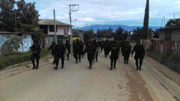 Decesos por enfrentamiento en Zaachila no han podido confirmarse: SSPO