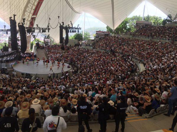 Culmina edición matutina de la Guelaguetza sin incidentes: CEPCO
