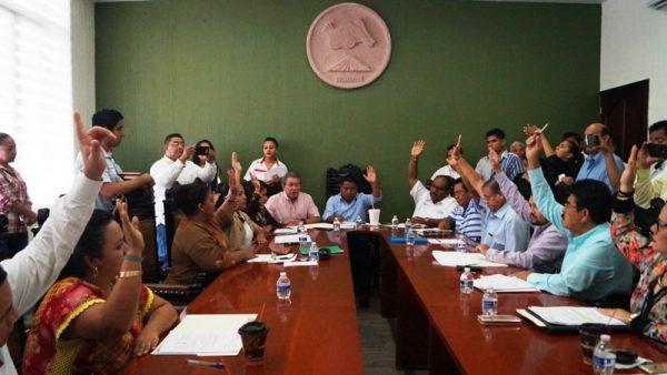 Sesionó Cabildo de Tuxtepec aprueban Comité de Transparencia