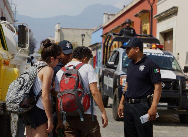 Coadyuvan instancias de gobierno para garantizar la Guelaguetza: SSPO