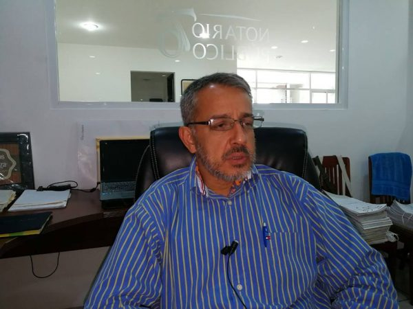 Necesario cambiar forma de administrar recursos en el país: Horacio Orozco