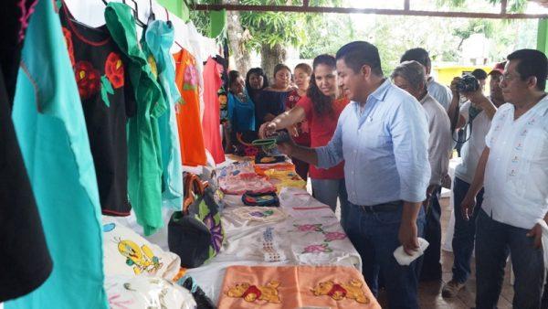 Concluyen 45 mujeres capacitación para autoempleo: Concepción San Juan Cortéz