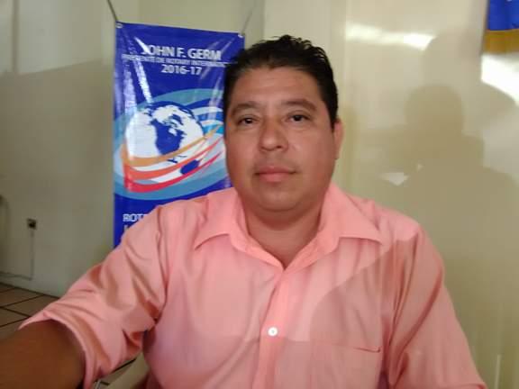 Afirma Javier Pacheco que seguirá en el PAN a pesar de no ser candidato