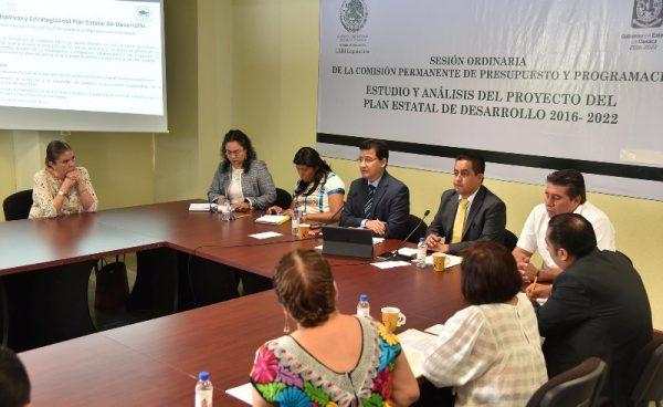 Coadyuvará Legislativo de Oaxaca para garantizar la aplicación de la Ley