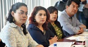 Encabezan comisiones unidas trabajo para aminorar corrupción en Oaxaca