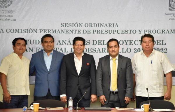 Analiza 63 Legislatura de Oaxaca Plan Estatal en materia de medio ambiente