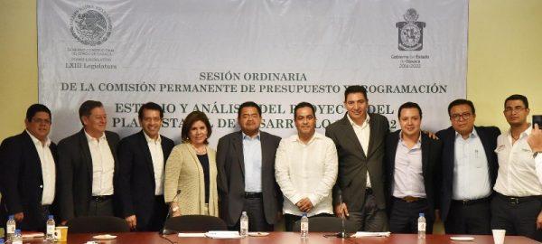 Necesario contar con infraestructura digna en Oaxaca: Diputados