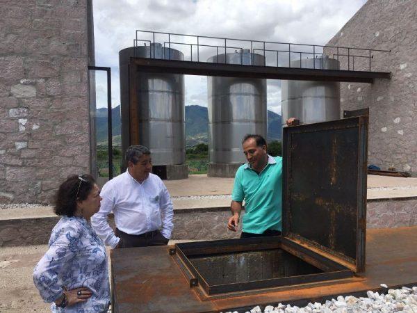 Secretaría de Economía impulsa el sector mezcalero de Oaxaca