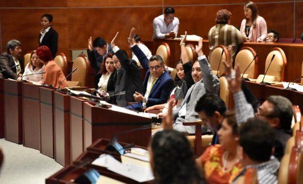 Diputados por la eliminación del fuero