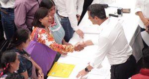 Atiende Gobernador hoy a istmeños en audiencia pública; CNTE quiere boicotear