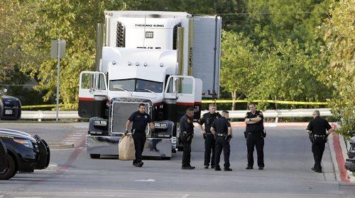 Conductor de tráiler donde murieron 10 migrantes podría alcanzar pena de muerte