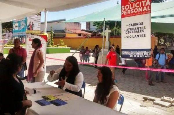 Oaxaca con el más alto índice de empleos informales y la tasa mínima de desempleo: STPS