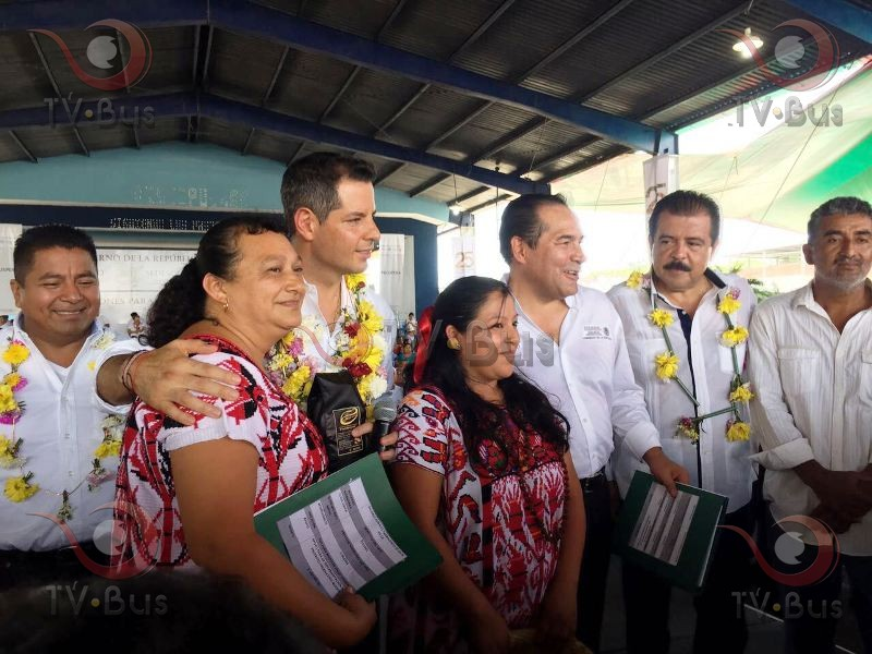 Arranca Sedesol en Oaxaca programa nacional de entrega de Estufas de Gas
