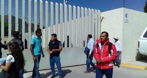 FOSORO bloquea Ciudad Administrativa