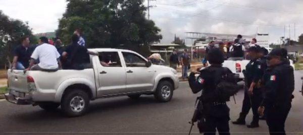 Ingresa la Agencia Estatal de Investigaciones a la Col. Vicente Guerrero