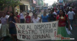 Denuncian pacto de autoridades municipales  con gobierno para que empresas eólicas no paguen impuesto