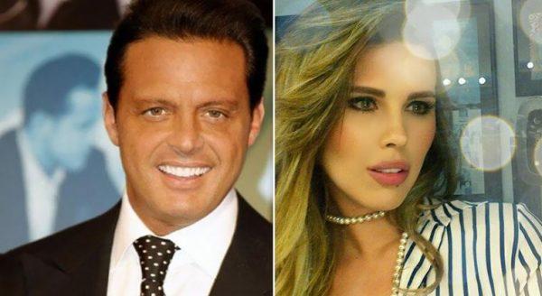 Desiree Ortiz confirma su relación con Luis Miguel