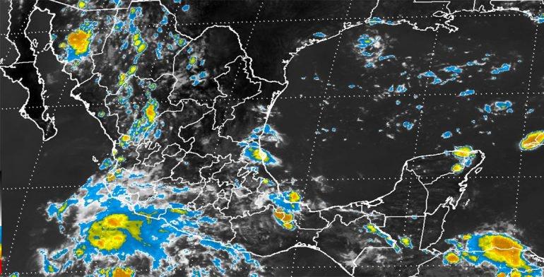 Sube previsión a 33 ciclones tropicales