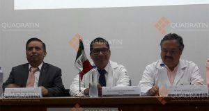 Hospital del ISSSTE en Oaxaca, pionero en cirugía de Bypass cerebral