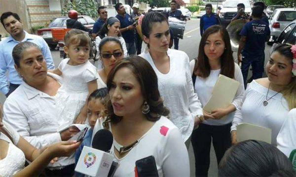 Presentan solicitud de registro ante el IEEPCO para Partido de Mujeres Revolucionarias