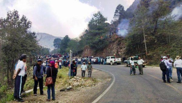 Ayutla Mixes y Tamazulápam firmaron nuevo acuerdo de paz
