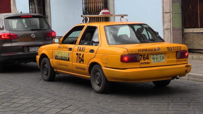 Pedirán taxistas a SEVITRA tiempo para pintar unidades de color amarillo