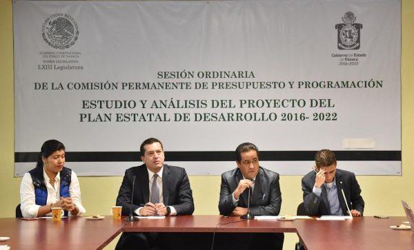 Necesario conocer el estado real de las finanzas de Oaxaca: Congreso
