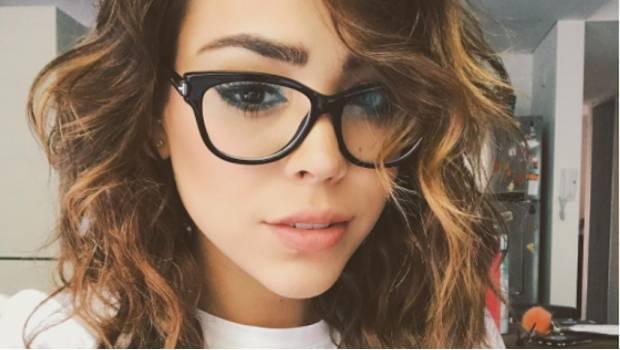 Danna Paola cambia de look radicalmente