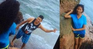Desaparecen 2 jóvenes en playa de Pinotepa Nacional