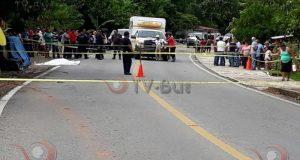 Empleado del Ayuntamiento de Valle, muere al ser aplastado por volteo