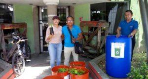 Reforestar y mantener la ciudad limpia, es proteger el medio ambiente: Anilú Delfín
