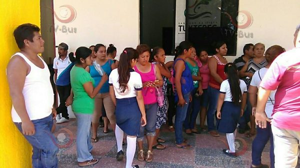 """Sección 22 y 59, se pelean """"La Mina"""" en Tuxtepec"""
