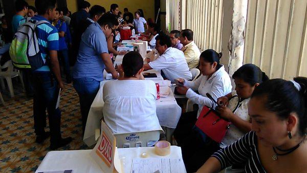 Inauguran feria del empleo en Tuxtepec, ofertan 400 vacantes
