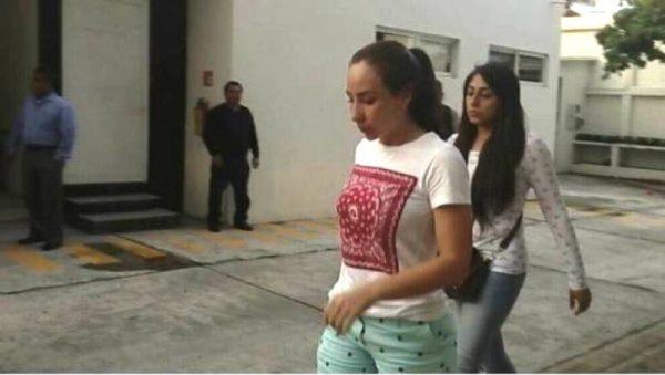 Ordenan liberar a Xóchitl Tress; pagó 40 mil pesos y entregó bienes por 5 mdp