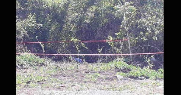 Encuentran cuerpo de mujer maniatada en Puebla