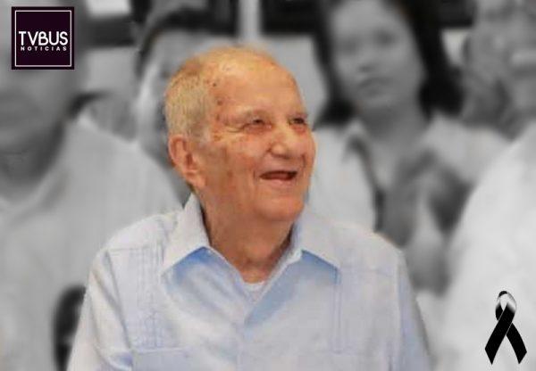 Muere expresidente municipal e hijo predilecto de Tuxtepec Carlos Illana Ahuja